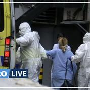 Coronavirus: 56.188 cas et 4.089 décès en Espagne annoncé jeudi 26 mars