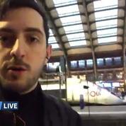 Grève: le trafic SNCF à nouveau très perturbé à Lille