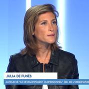 Julia de Funès: « Le naturel codifié préconisé par les coachs est contradictoire »