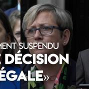Suspension du Parlement : les figures du mouvement anti-Brexit saluent la décision de la Cour suprême