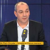 Laurent Berger juge «scandaleux» le projet de PSA/Fiat Chrysler aux Pays-Bas