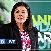 Retrait de Griveaux: «Ce n'est pas digne du débat démocratique», réagit Hidalgo