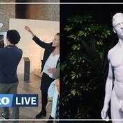 Journées du Patrimoine: pourquoi l'UNESCO a mis des cache-sexes sur des statues