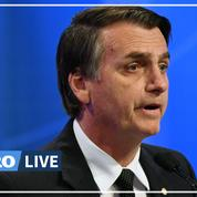 Pour le président brésilien Bolsonaro, le coronavirus «va bientôt passer»