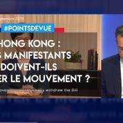 Hongkong : les manifestants doivent-ils arrêter le mouvement ?