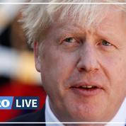 «Vous m'avez sauvé la vie»: les remerciements de Boris Johnson au personnel soignant