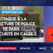 Attaque à la préfecture de police de Paris : la sécurité en cause ?