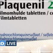 Chloroquine: quand les politiques défendent le traitement du Pr Raoult