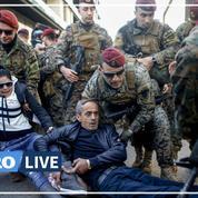 Liban: les manifestants dans la rue contre le nouveau gouvernement