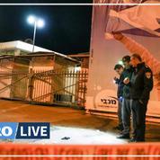 Jérusalem: 14 blessés dont 12 soldats israéliens dans une attaque à la voiture-bélier