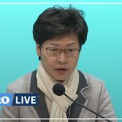 Coronavirus: Hongkong déclare le niveau «d'urgence»