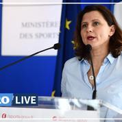 Coronavirus: «Le huis clos peut devenir notre doctrine» avertit Roxana Maracineanu