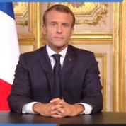 REPLAY - L'allocution d'Emmanuel Macron après la mort de Jacques Chirac