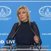 Dopage: Moscou dénonce un complot