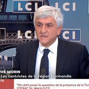 Lubrizol : «L'Etat n'a mis en place aucun dispositif» d'indemnisation, reproche Hervé Morin