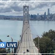 Coronavirus: San Francisco en confinement, les rues vidées de leurs habitants