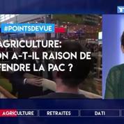 Agriculture: Macron a-t-il raison de défendre la PAC?