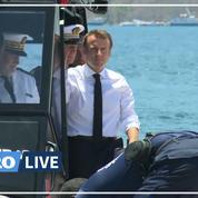 Immigration, économie: Macron très attendu à Mayotte