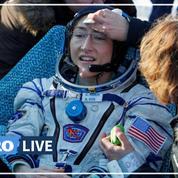 L'astronaute américaine Christina Koch revient sur son incroyable mission dans l'ISS