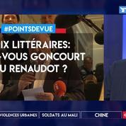 Êtes-vous plutôt Goncourt ou Renaudot ?