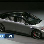 CES 2020: découvrez le prototype de voiture électrique de Sony