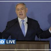 Israël: la justice se penche sur l'accord Nethanyahou/Gantz