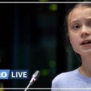 Greta Thunberg critique la politique climatique de l'Union européenne