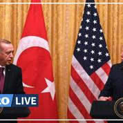 Trump se dit être «un grand fan» d'Erdogan