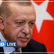 Erdogan accuse Macron d'être «en état de mort cérébrale»