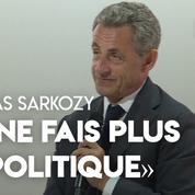 «Je ne fais plus de politique» : la phrase de Sarkozy qui fait rire le Medef