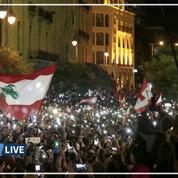 Liban: les manifestants refusent la possible reconduction de Saad Hariri