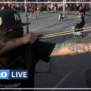 Chili: la contestation et les affrontements se poursuivent