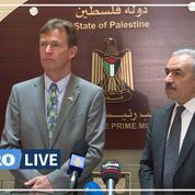 Palestine: l'UE réaffirme sa «solidarité» face à la menace israélienne d'«annexion»