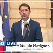 Municipales: la campagne «ne doit pas devenir un facteur de circulation du virus» prévient Christophe Castaner