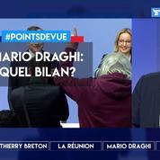 Mario Draghi: quel bilan?