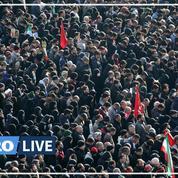 Mort de Soleimani: Téhéran noire de monde pour le troisième jour de deuil national