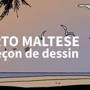 Bande dessinée : Corto Maltese dessiné par ses nouveaux auteurs