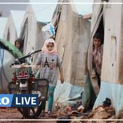 Coronavirus: à Idlib, le camp de réfugiés «manque de tout» pour affronter l'épidémie