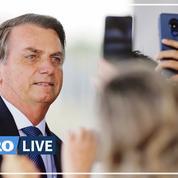 Bolsonaro maintient que les Brésiliens ne peuvent restés confinés avec «le frigo vide»