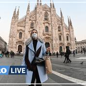 Italie: Début du déconfinement à Milan