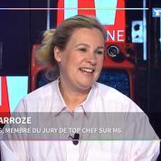 Hélène Darroze: «J'aurais voulu avoir une deuxième étoile pour mon restaurant à Paris»