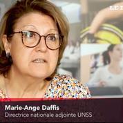 Marie-Ange Daffis ou le défi du sport scolaire féminin