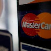 Mastercard se voit infliger une amende de 570 millions d'euros par l'UE