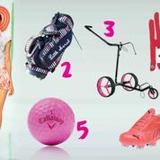 Shopping : pink attitude
