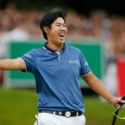 BMW PGA Championship: Byeong-hun An gagne en affolant les compteurs
