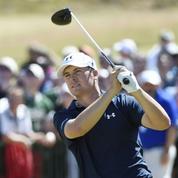 US Open: Jordan Spieth et Patrick Reed devancent Alexander Levy
