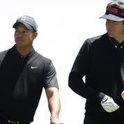 Greenbrier Classic: Bubba Watson et Tiger Woods, trajectoires croisées