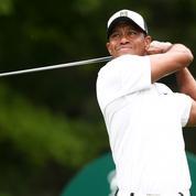 Tiger Woods en lutte pour les playoffs