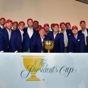 Presidents Cup: Les Américains s'imposent sur le fil à l'usure