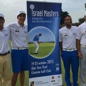 Israël Masters, une première pour la paix